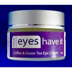 Your Eyes Have It Coffee and Green Tea Eye Cream