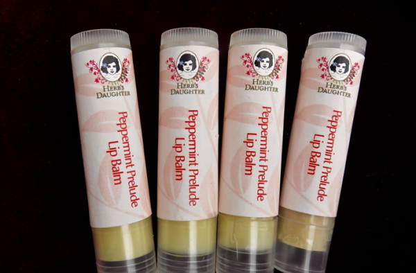"Peppermint ""Prelude"" Lip Balm"