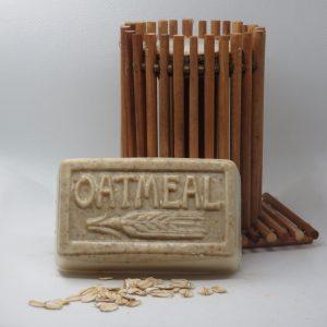 Oatmeal-Honey-Soap