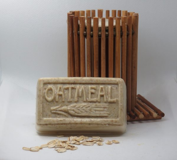 Oatmeal-Honey-Soap