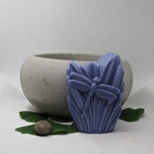 Decorative-Dragonfly-Cattails-Soap