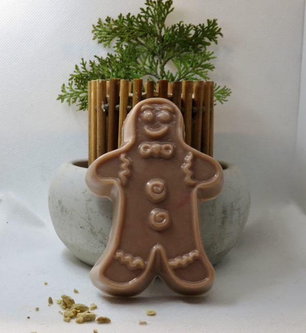 Gingerbread-Man-Soap