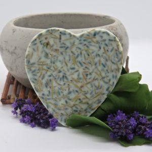Heart-Lavender-Oatmeal-Rosemary-Soap