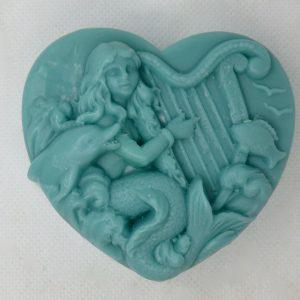 Mermaid-and-Harp-Soap