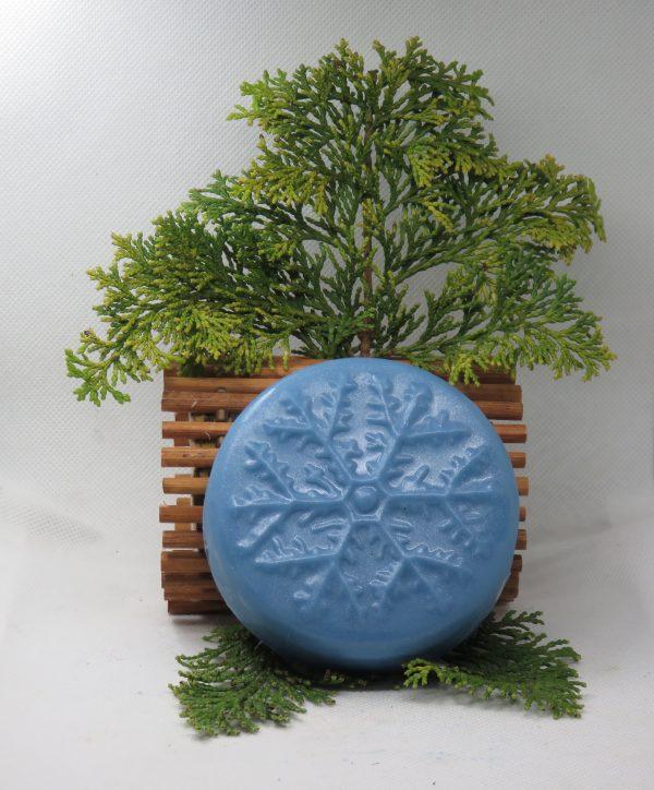 Snowflake-Soap