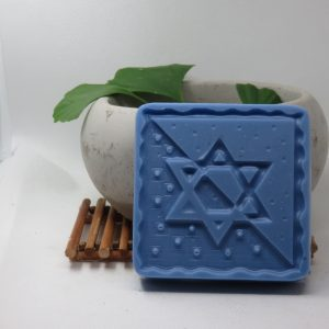 Star-of-David-Decorative-Soap