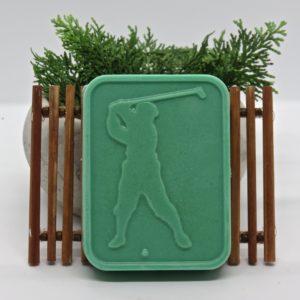 Golfer-Soap