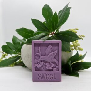 Hummingbird Soap